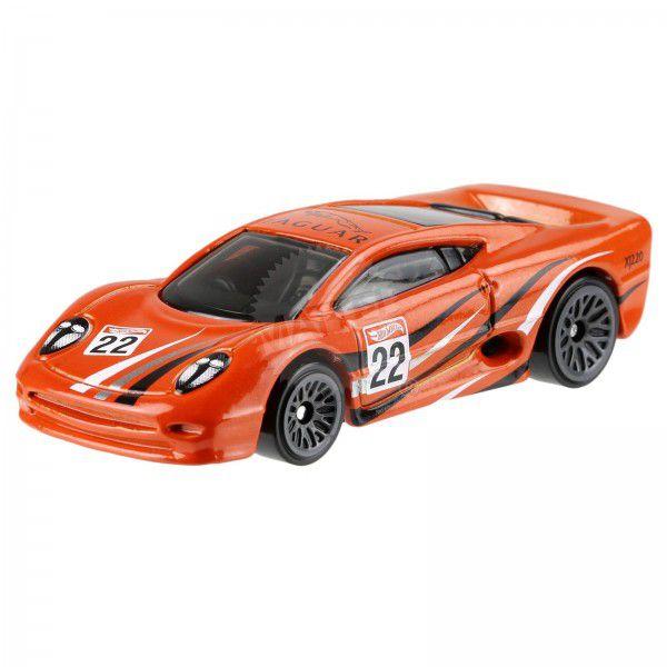 Carrinho Hot Wheels: Jaguar XJ220 (6TCMP) - Mattel