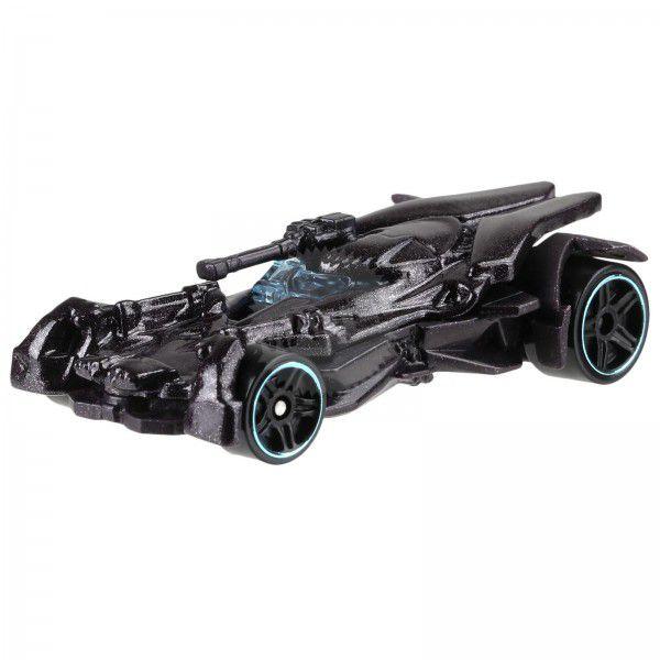 Carrinho Hot Wheels: Justice League Batmobile (JP5B4) - Mattel