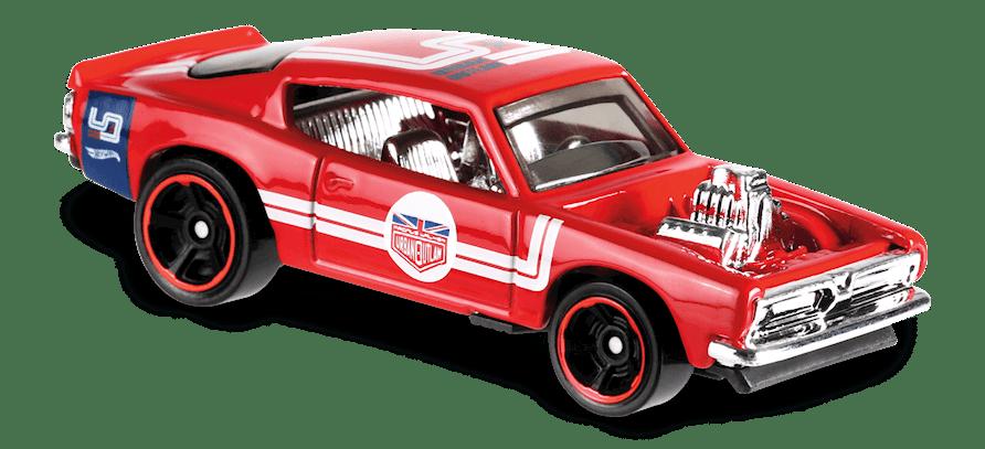 Carrinho Hot Wheels King Kuda (4AFHZ) - Mattel