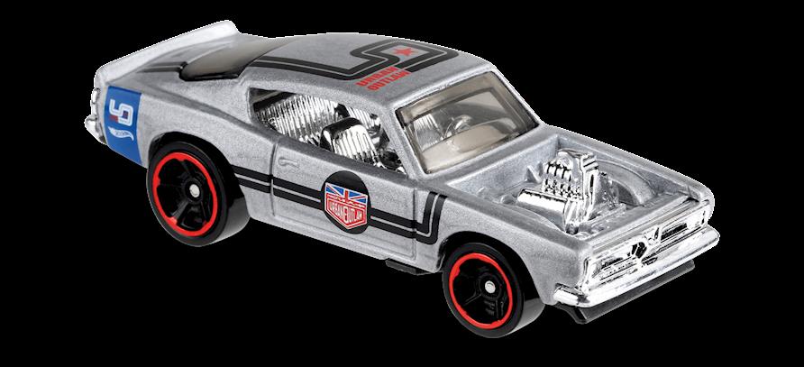 Carrinho Hot Wheels King Kuda (JJ9TK) - Mattel