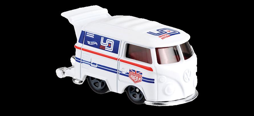 Carrinho Hot Wheels Kool Kombi (FCCEH) - Mattel