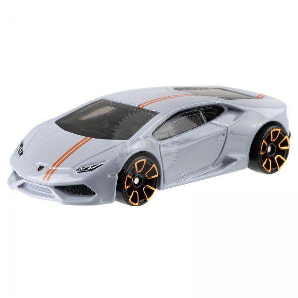 Carrinho Hot Wheels: Lamborghini Huracán (JP9JL) - Mattel