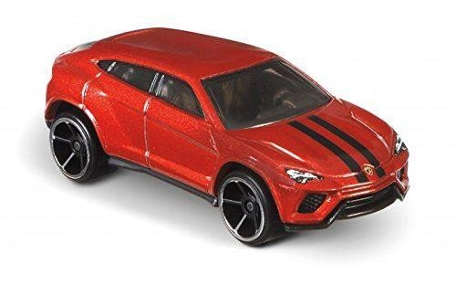 Carrinho Hot Wheels: Lamborghini Urus Vermelho