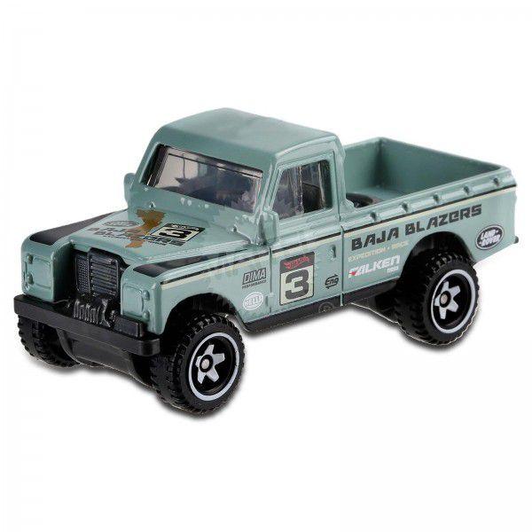 Carrinho Hot Wheels Land Rover Series III Pickup (RLPX8) - Mattel