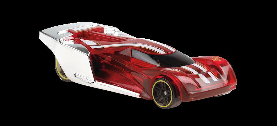 Carrinho Hot Wheels: Lindster Prototype - ( X-Raycers ) - ZGHC6