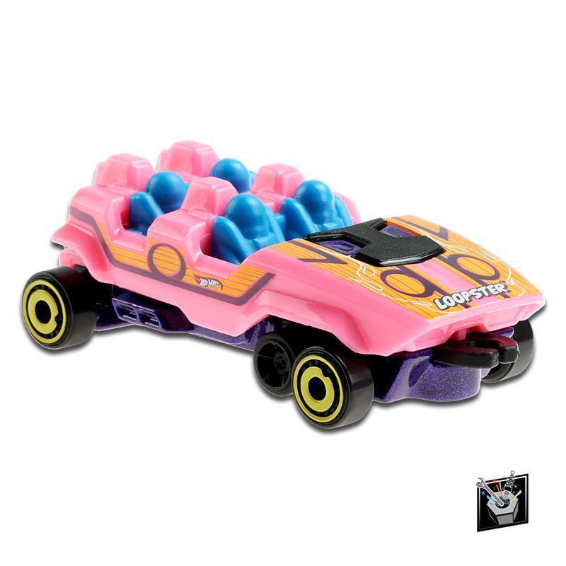 Carrinho Hot Wheels: Loopster Experimotors - Mattel