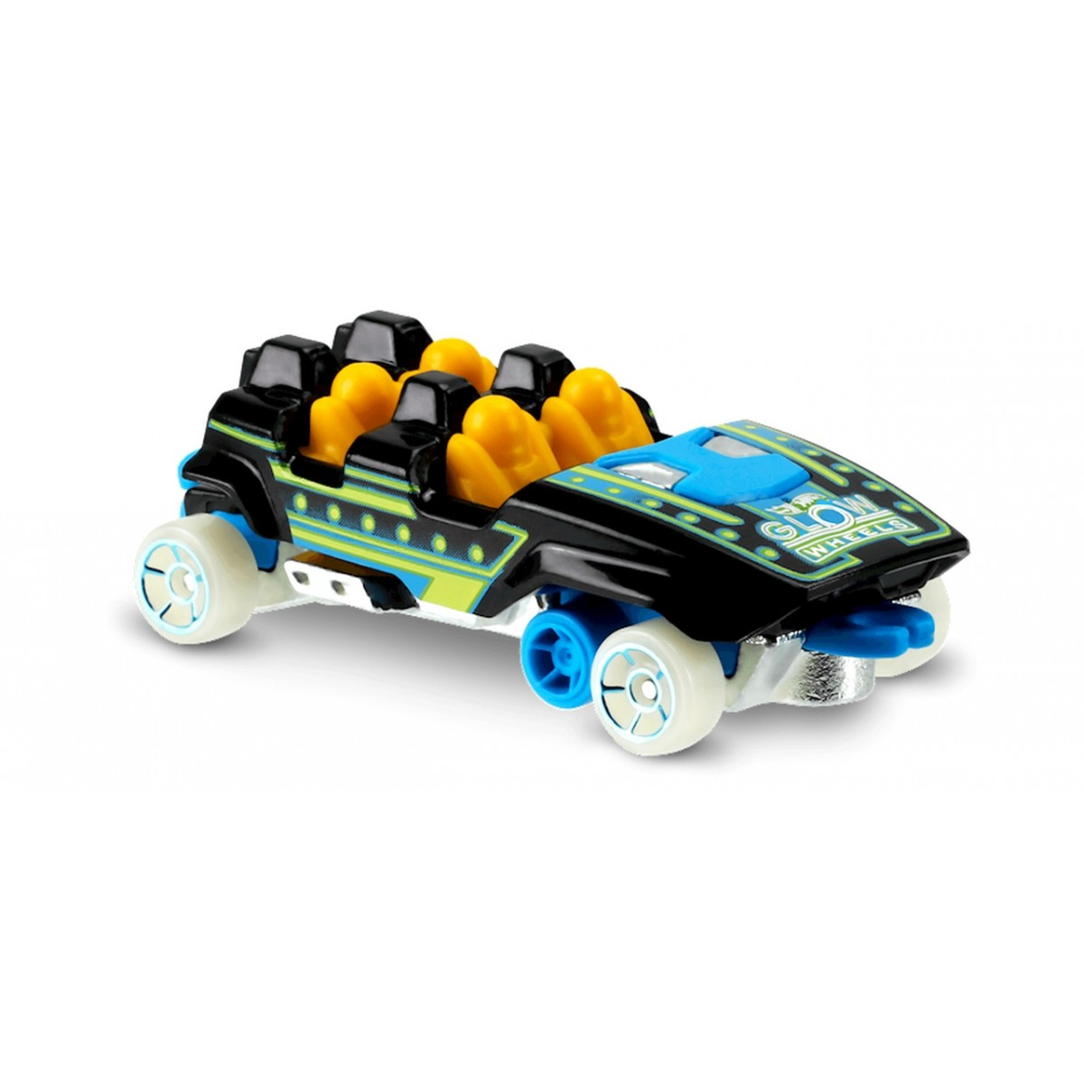 Carrinho Hot Wheels: Loopster Preto