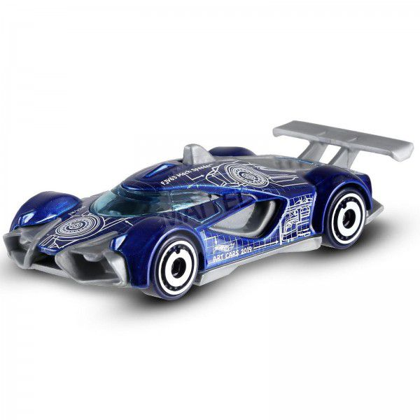 Carrinho Hot Wheels Mach Speeder (G0F70) - Mattel