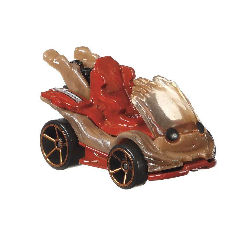 Carrinho Hot Wheels Marvel Groot: Guardiões Da Galaxia - Mattel