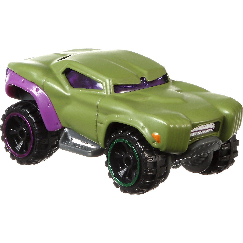 Carrinho Hot Wheels Marvel: Hulk (GFN10) - Mattel