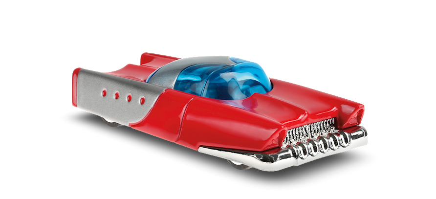 Carrinho Hot Wheels: Mattel Dream Mobile - ( Hw Dream Garage ) - C8CSN