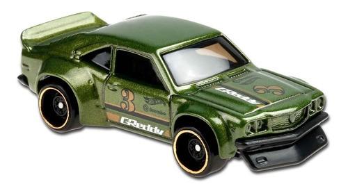 Carrinho Hot Wheels Mazda RX-3 (GNUKC) NightBurnerz - Mattel