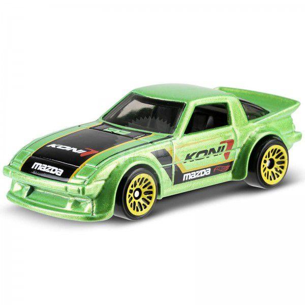 Carrinho Hot Wheels Mazda RX-7 (OVZ65) - Mattel