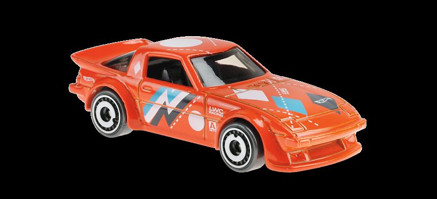 Carrinho Hot Wheels: Mazda RX-7 - ( Speed Blur ) - 78KH5  - Toyshow Geek e Colecionáveis Tudo em Marvel DC Netflix Vídeo Games