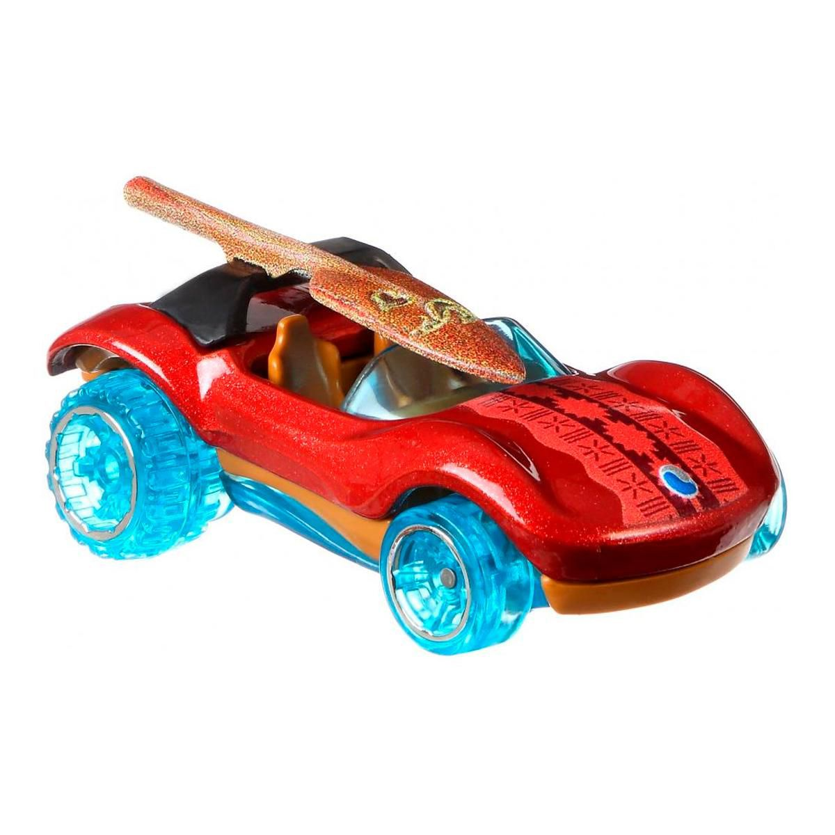 Carrinho Hot Wheels Moana: Disney (Series 4) - Mattel