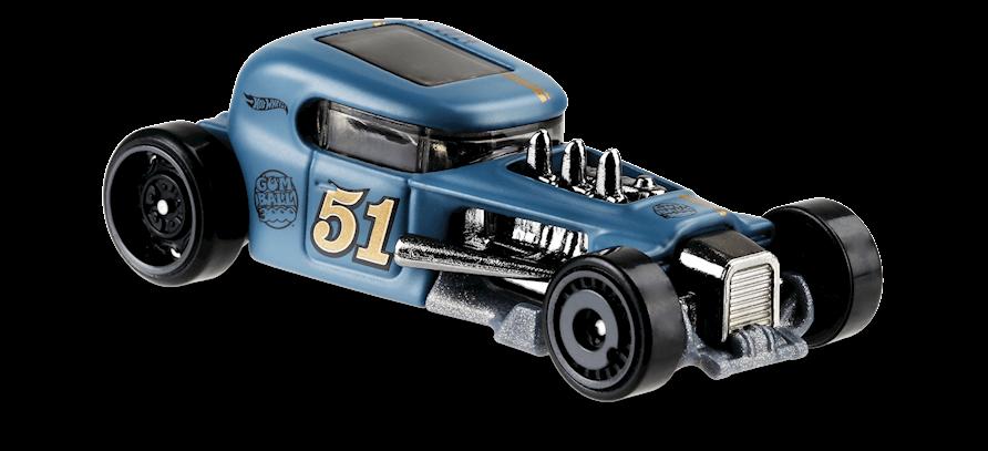 Carrinho Hot Wheels: Mod Rod (9HFXO) - Mattel