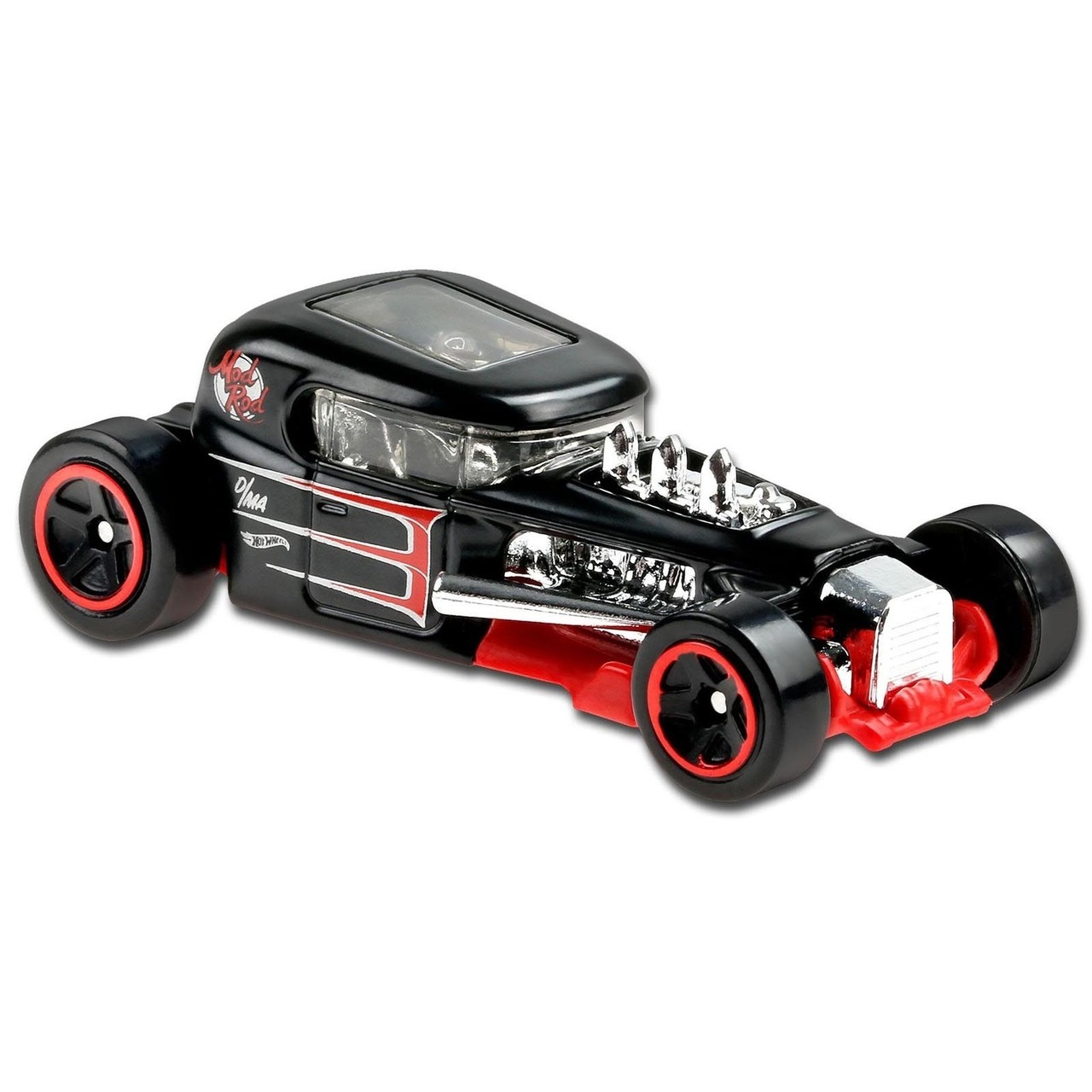 Carrinho Hot Wheels Mod Rod  HW Dream Garage - Mattel