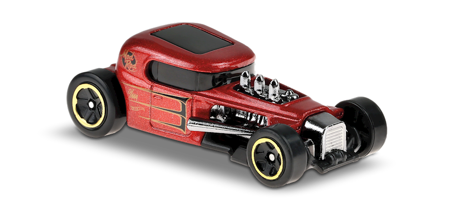 Carrinho Hot Wheels: MODO ROD - ( Hw Dream Garage ) - IOJIV