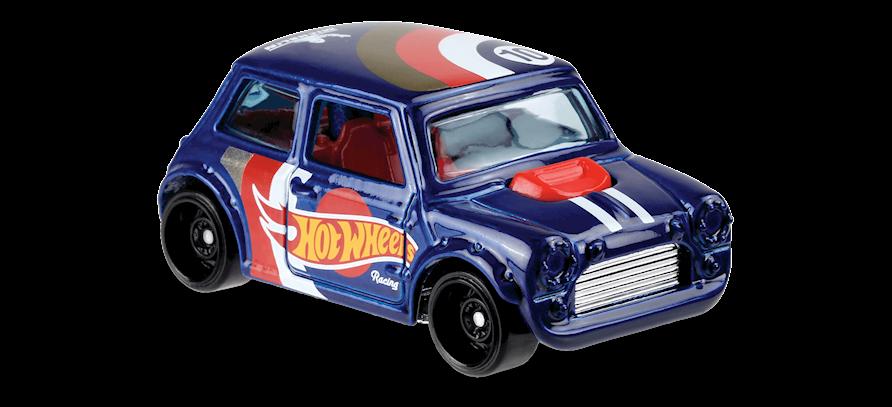 Carrinho Hot Wheels Morris Mini (3CMPJ) - Mattel  - Toyshow Geek e Colecionáveis Tudo em Marvel DC Netflix Vídeo Games