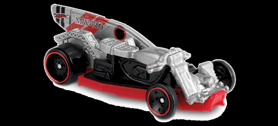 Carrinho Hot Wheels Moto Wing (UHUQ8) - Mattel