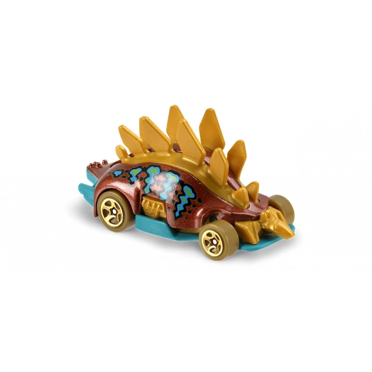 Carrinho Hot Wheels: Motosaurus Azul