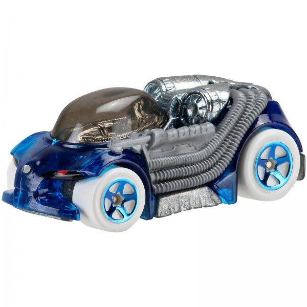 Carrinho Hot Wheels Mr Freeze: DC Comics - Mattel