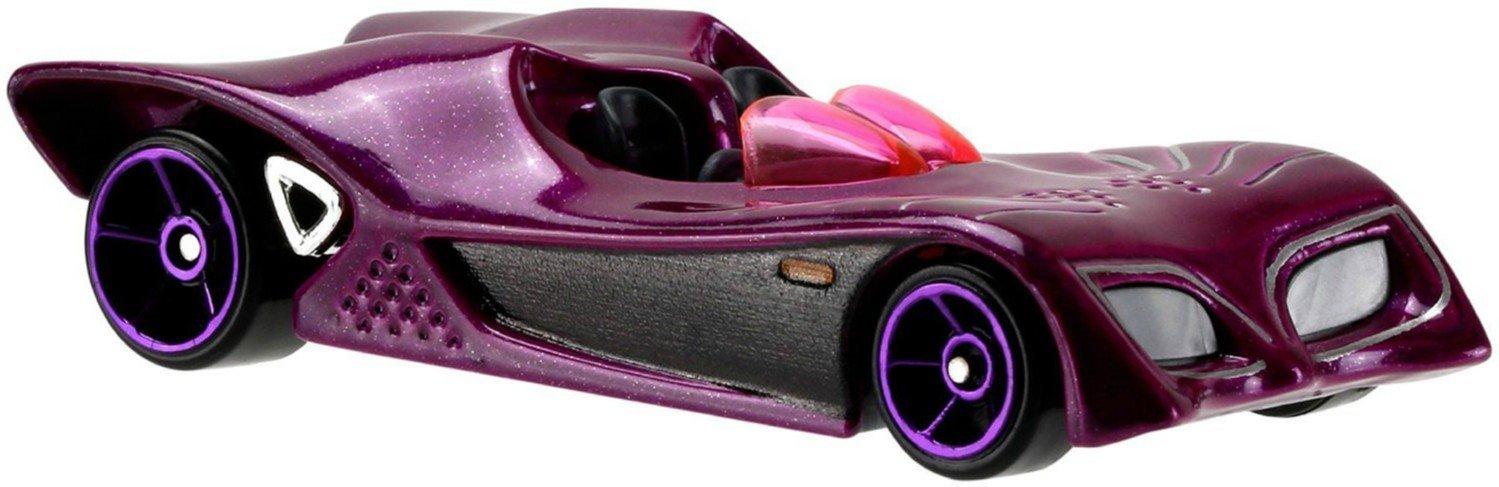 Carrinho Hot Wheels: Mulher Gato (Catwoman) - Mattel