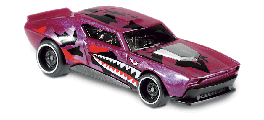 Carrinho Hot Wheels Muscle Bound (4JQ9O) - Mattel