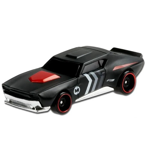 Carrinho Hot Wheels Muscle Bound (W6CCM) Muscle Mania - Mattel