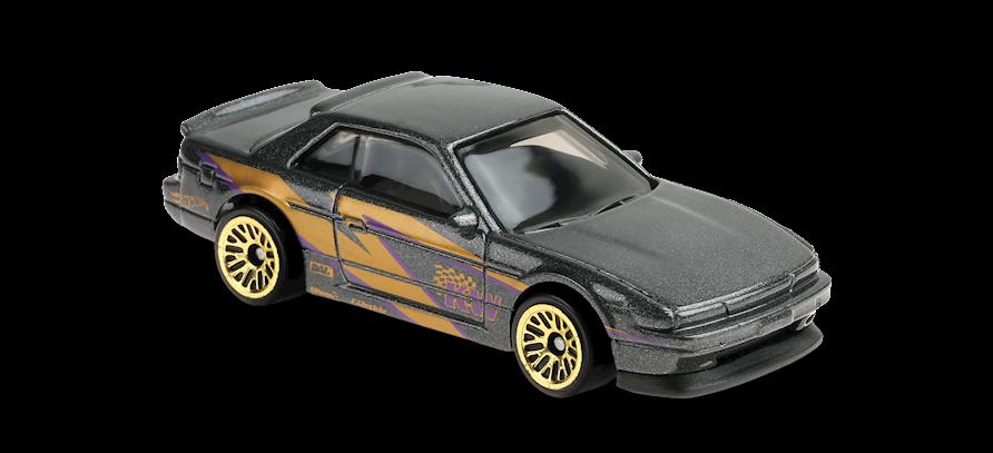 Carrinho Hot Wheels Nissan Silvia (S13) O3K5F (HW Speed Graphics)