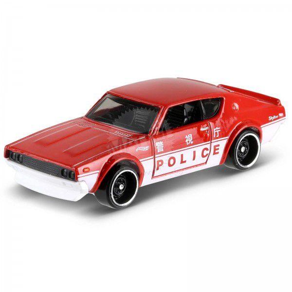 Carrinho Hot Wheels: Nissan Skyline 2000 GT-R (AZKJS) - Mattel