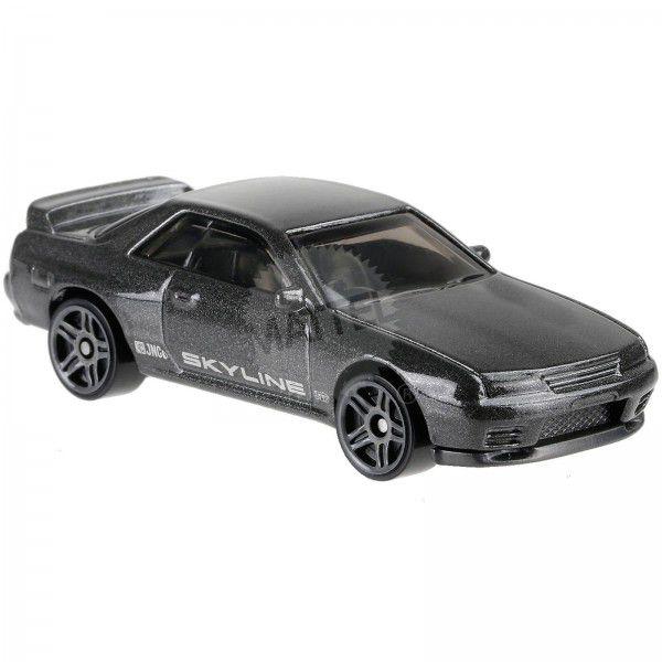 Carrinho Hot Wheels Nissan Skyline GT-R (BNR32) (3S67I) - Mattel