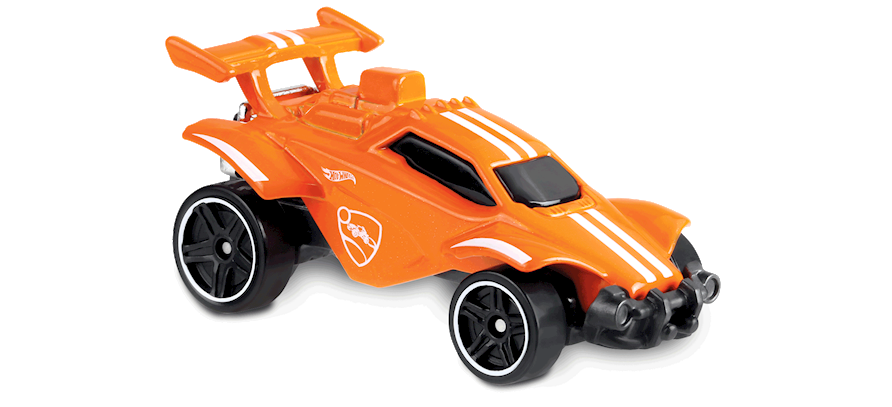 Carrinho Hot Wheels Octane (PVZW3) - Mattel