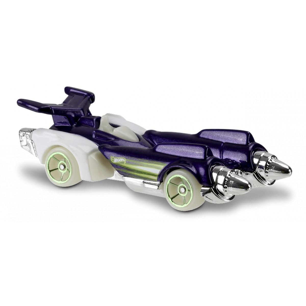 Carrinho Hot Wheels: Ollie Rocket Roxo