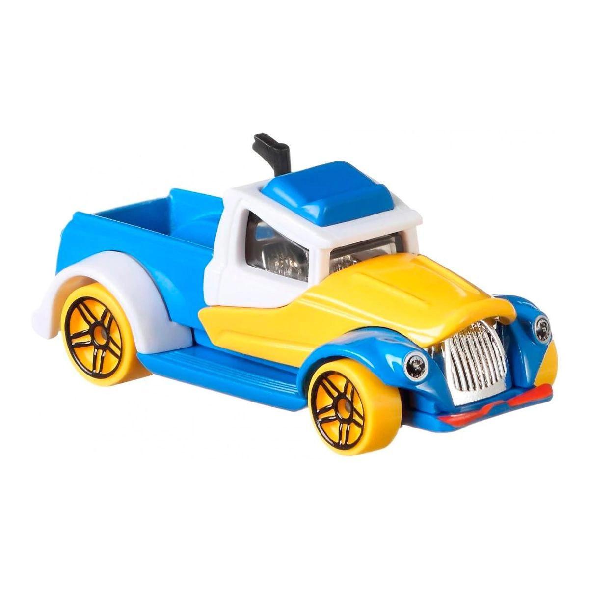 Carrinho Hot Wheels Pato Donald: Disney (Series 4) - Mattel