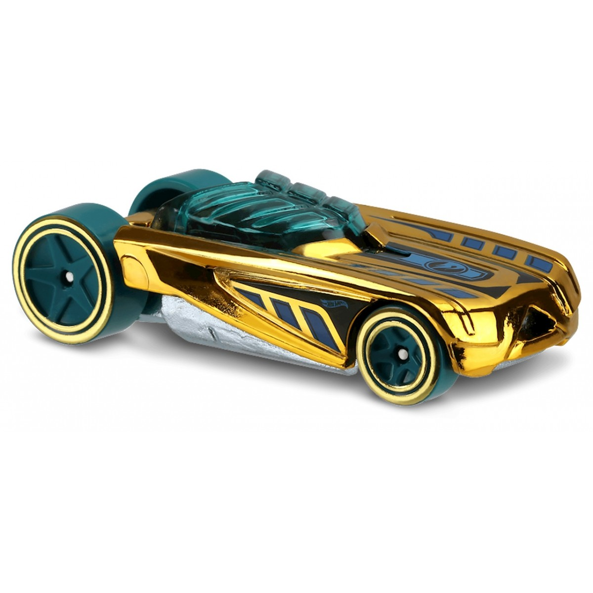 Carrinho Hot Wheels: Pharodox Dourado