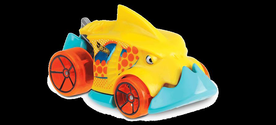 Carrinho Hot Wheels Piranha Terror (2I3LZ) - Mattel
