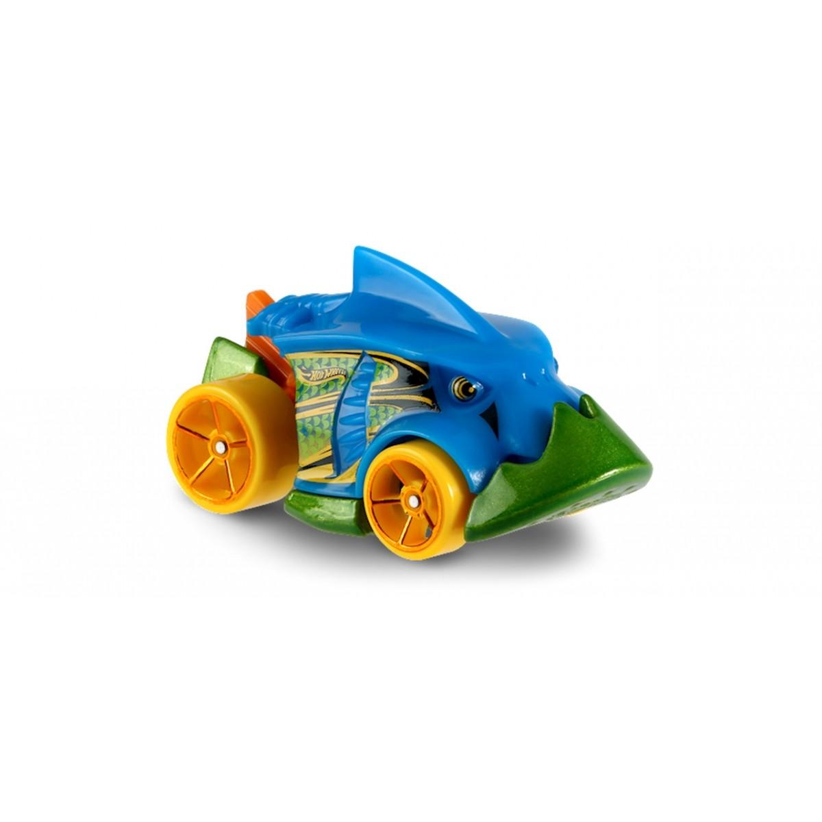 Carrinho Hot Wheels: Piranha Terror Azul