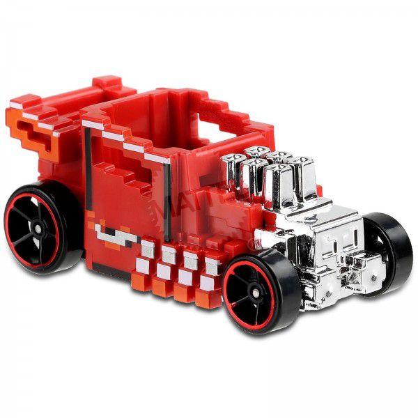 Carrinho Hot Wheels: Pixel Shaker (DDWOW) - Mattel