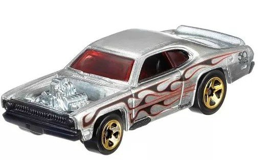 Carrinho Hot Wheels: Plymouth Duster Thruster (Zamac) - Mattel