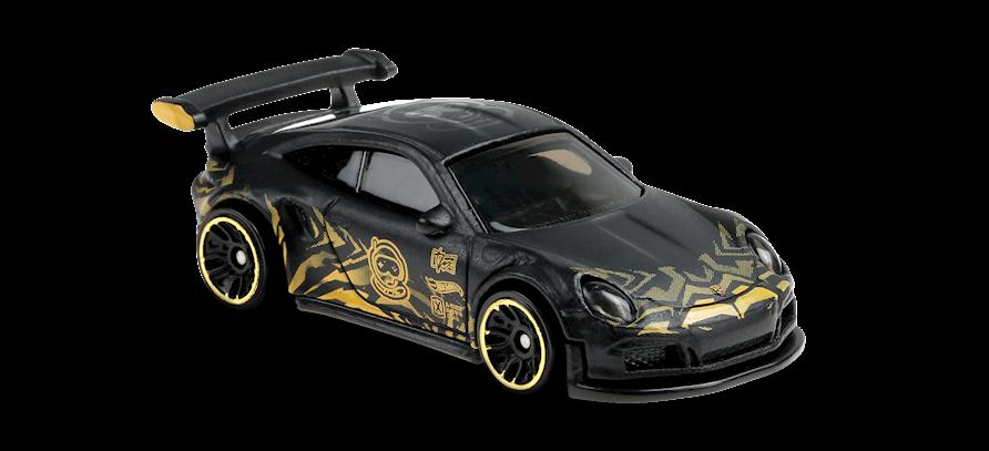 Carrinho Hot Wheels Porsche 911 GT3 RS (V3PMW) Hw Exotics - Mattel