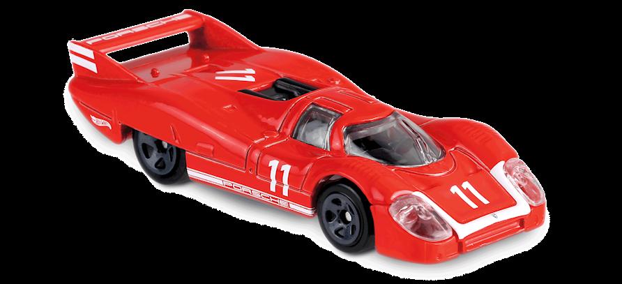 Carrinho Hot Wheels Porsche 917 LH (EC1S3) - Mattel