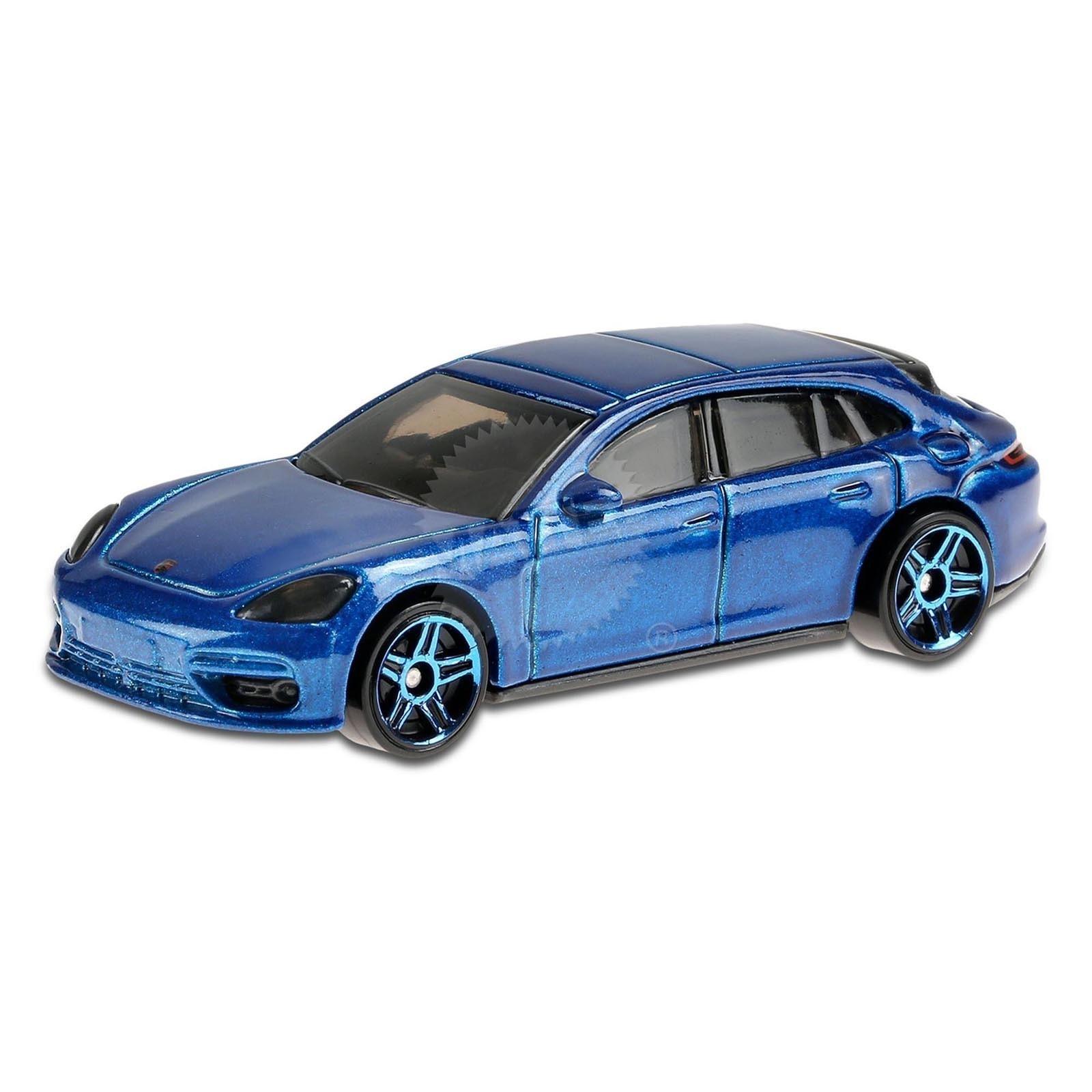Carrinho Hot Wheels: Porsche Panamera Turbo S E-Hybrid Sport Turismo - ( Porsche) - ZH76I