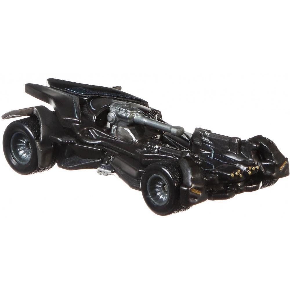 Carrinho Hot Wheels Premium Batmóvel (Batmobile): Liga da Justiça (Justice League) (FYP56) - Mattel