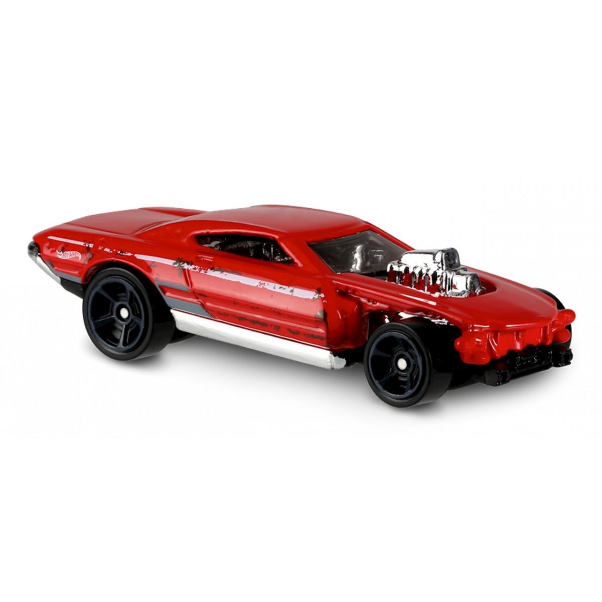 Carrinho Hot Wheels: Project Speeder Vermelho