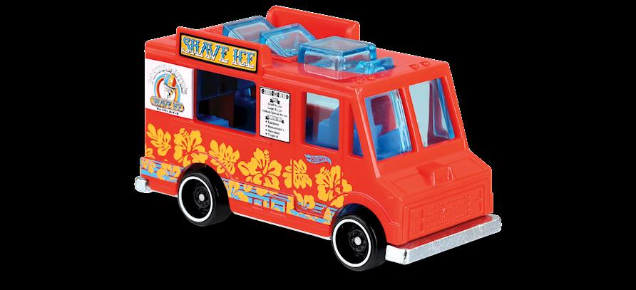 Carrinho Hot Wheels Quick Bite (GY9VM) - Mattel