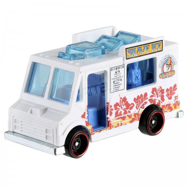 Carrinho Hot Wheels: Quick Bite (HN8TA) - Mattel