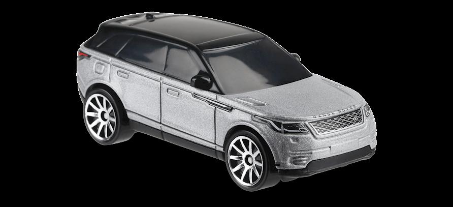 Carrinho Hot Wheels: Range Rover Velar (I80T2) - Mattel