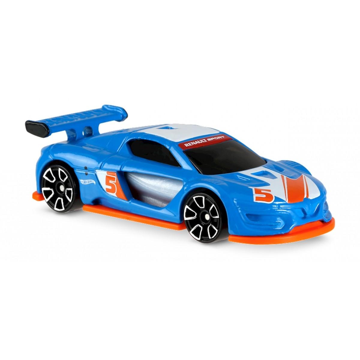 Carrinho Hot Wheels: Renault Sport R.S. 01 Azul