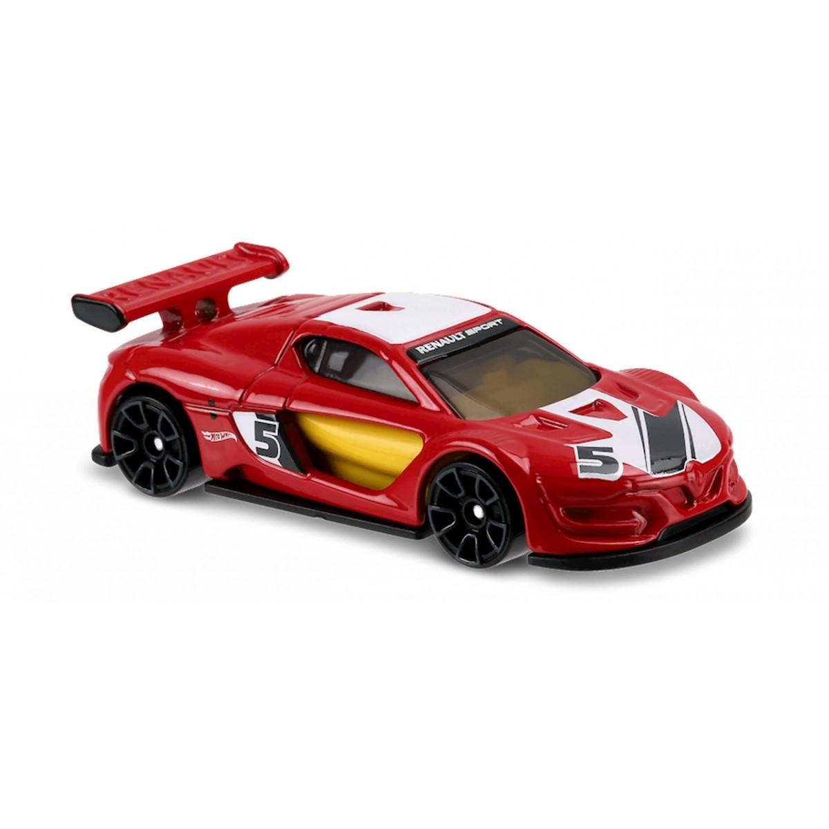 Carrinho Hot Wheels: Renault Sport R.S. 01 Vermelho